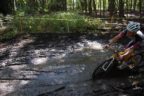mud fall