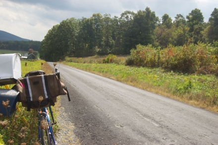 Maybe if you are nice I will show you where the real road riding is someday.