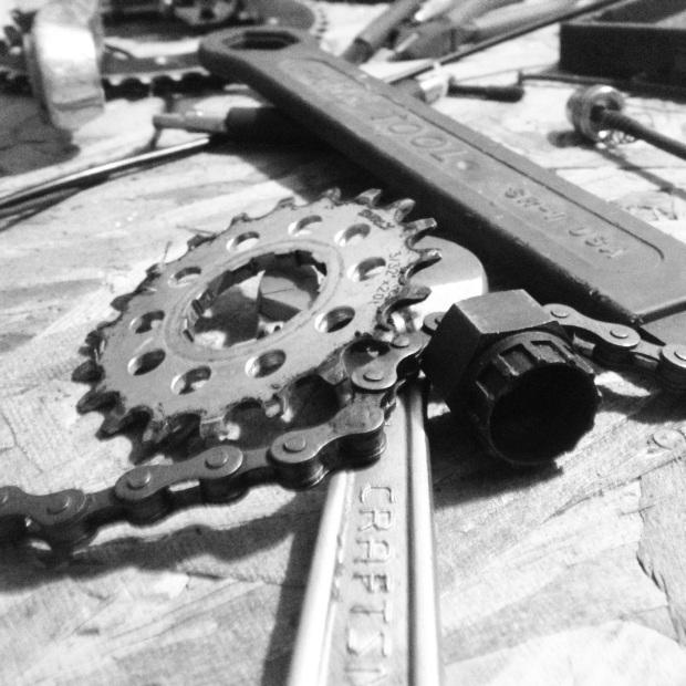 Tools of the single speeder